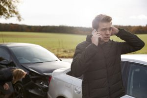 What should you do after an accident in North Carolina? Who should you call?